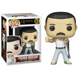 Funko POP! Rocks Freddie Mercury