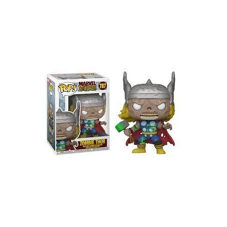 Funko POP! Marvel Zombies - Zombie Thor