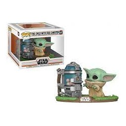 Funko POP! Star Wars The Mandalorian - The Child With Egg Canister