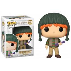 Funko POP! Harry Potter - Hollydays Ron Weasley