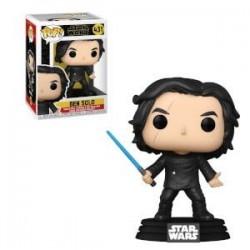 Funko POP! Star Wars - Ben Solo Blue Lightsaber