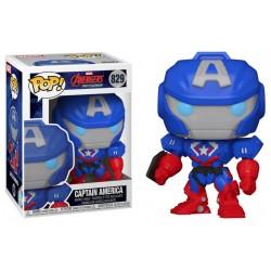 Funko POP! Avenger Mech Strike - Captain America