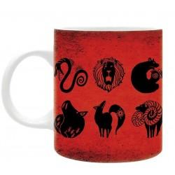 Mug Seven Deadly Sin - Emblème