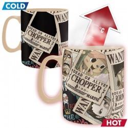 Mug Heat Change One Piece - Wanted