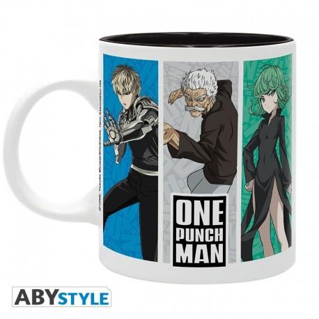 Mug One Punch Man - Saitama et Héros de Classe S