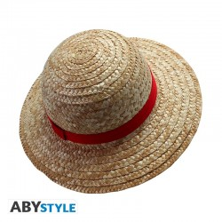 Chapeau de Paille Luffy - Taille Adulte