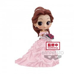 Q-Posket Disney - Belle Dreamy Style - Glitter Collection Vol.1