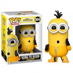 Funko POP! Minions - Kung Fu Kevin