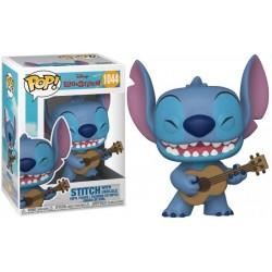 Funko POP! Lilo Et Stitch - Stitch With Ukulele