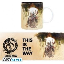Mug Star Wars: The Mandalorian - Mando