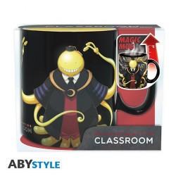 Mug Heat Change Assassination Classroom - Koro Attaqué