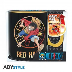 Mug Heat Change One Piece Luffy & Sabo