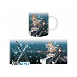 Mug Sword Art Online Asuna & Kirito