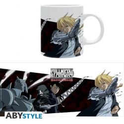 Mug Fullmetal Alchemist Héros & Pride