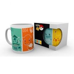 Mug Pokemon Starter Kanto
