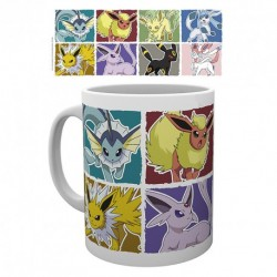 Mug Pokemon Evolitions