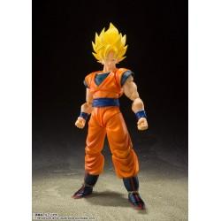 SHF Dragon Ball Z - Super Saiyan Son Goku Full Power