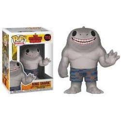 Funko POP! The Suicide Squad - King Shark