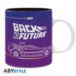 Mug - Retour vers le futur 1.21 GW 320ml