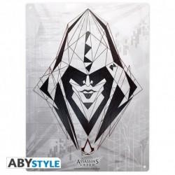 Plaque métal - Assassin's Creed (28x38)
