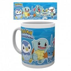 Mug - Pokemon Starters Eau 320 ml
