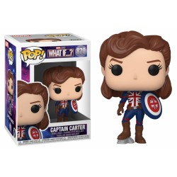 Funko POP! What If Captain Carter
