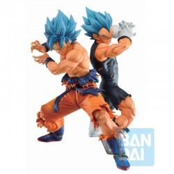 Ichibansho Dragon Ball Super- Son goku SSJ God & Vegeta SSJ God