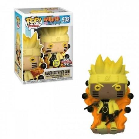 POP ! Naruto Sixth Path Sage Glows in The Dark