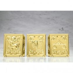 Pandora box: Gold Cloth Box vol 3 TAMASHII Version