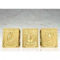 Pandora box: Gold Cloth Box Vol 4 TAMASHII Version