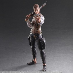 Balthier Final Fantasy Play Arts