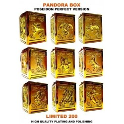 MYTH CLOTH - Pandora Box Perfect Version - Chevaliers De Poseidon