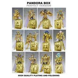 MYTH CLOTH - Pandora Box Perfect Version - Chevaliers D'Or