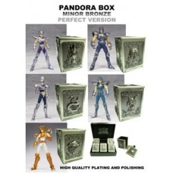 MYTH CLOTH - Pandora Box Perfect Version - Chevaliers De Bronze Mineurs