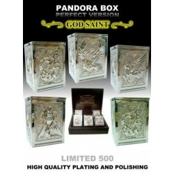MYTH CLOTH - Pandora Box Perfect Version - Chevaliers De Bronze Armure Divine